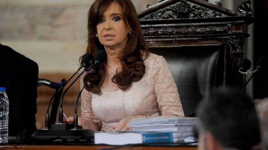 Cristina dijo en su discurso algunas cosas verdaderas, otras falsas e incluso insostenibles