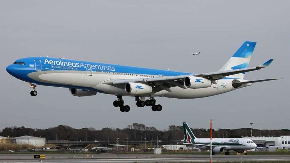 Aerolíneas Argentinas fue la compañía aérea más puntual en América Latina durante marzo