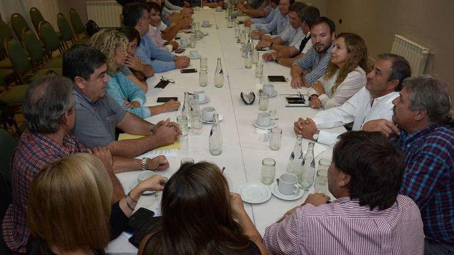 El PJ provincial se acopló y rechazó el proyecto del oficialismo para reformar la Constitución