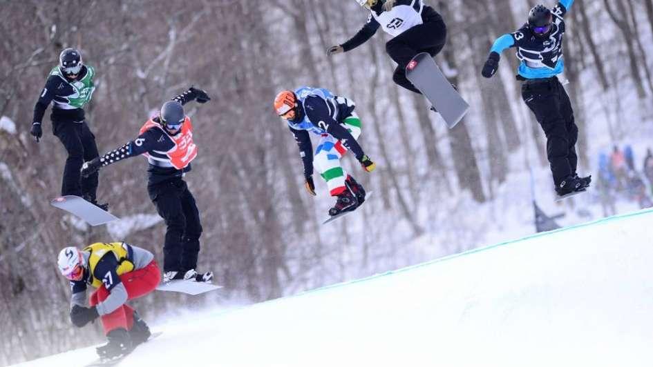 Juegos argentinos de invierno: seis mendocinos están en camino a Bariloche