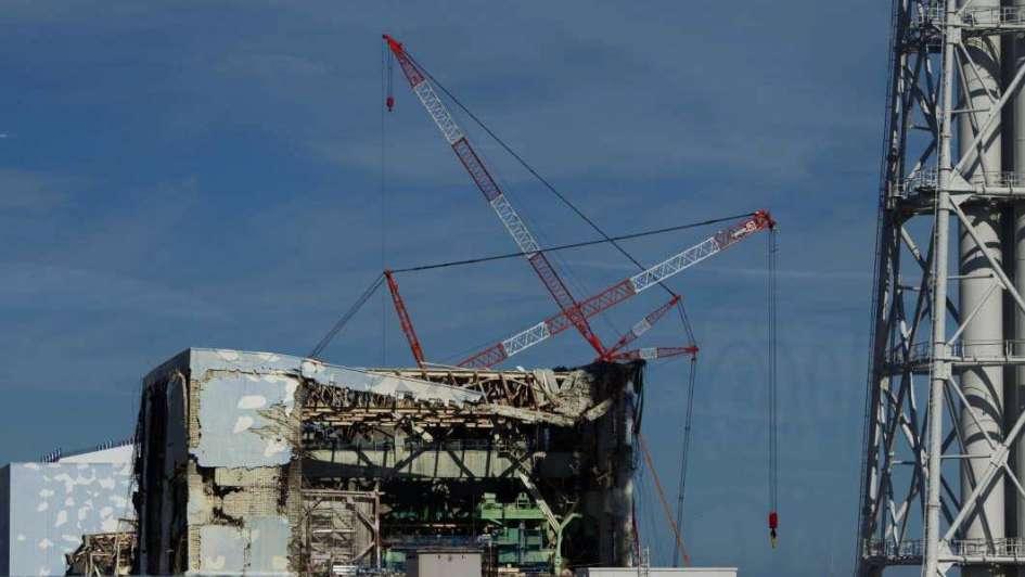 Fukushima: un robot midió nivel de radiación
