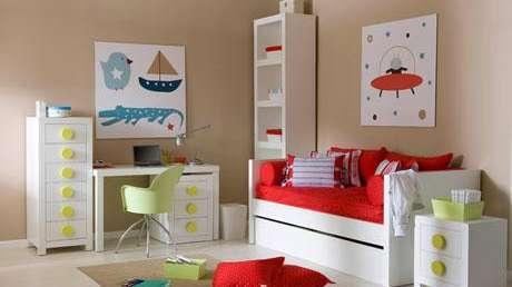 Las tendencias para decorar cuartos de niños