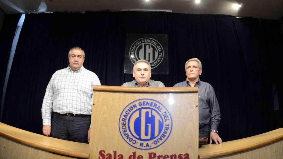 La CGT negó tener intención destituyente