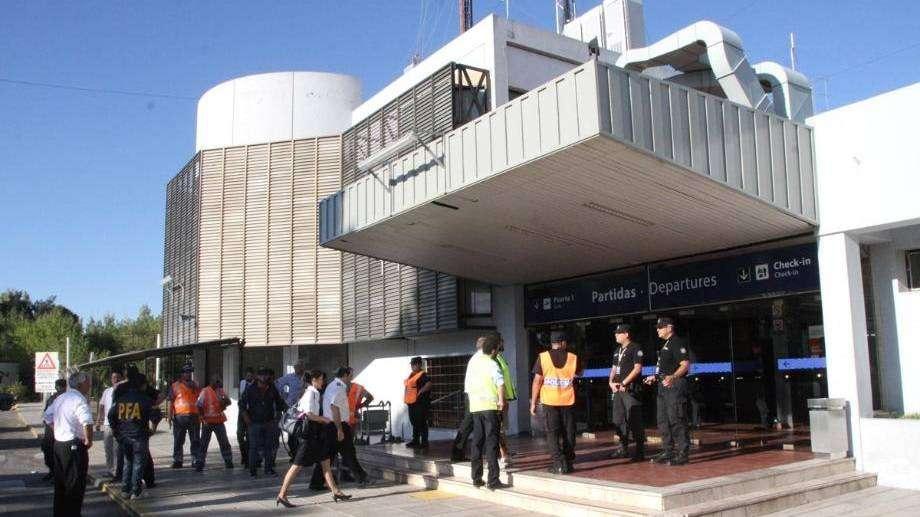 Cierre en el Aeropuerto de San Juan: los vuelos operarán desde Mendoza