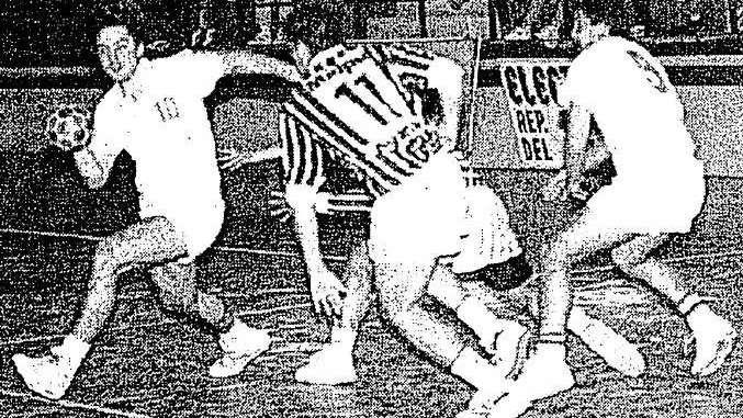 Efemérides 12 de septiembre de 1994: UNCuyo, el triple campeón de balonmano