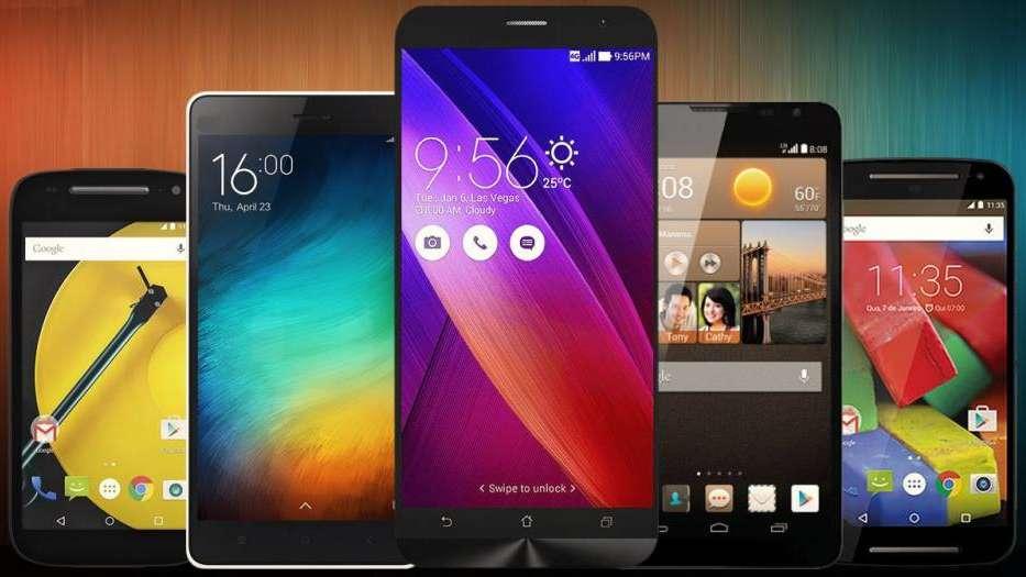 Estos son los 10 celulares más rápidos del mercado