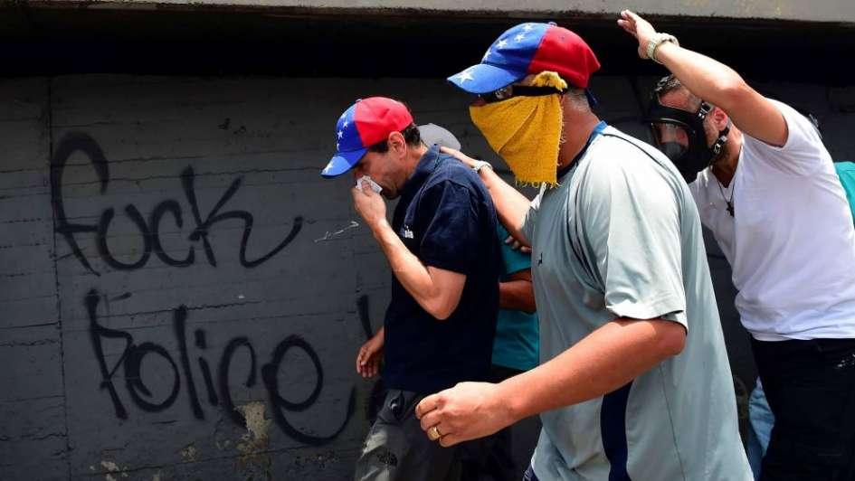 Ya son 3 los muertos durante las protestas masivas contra el gobierno de Maduro en Venezuela