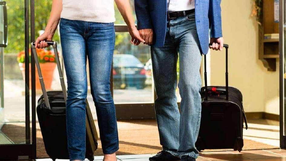 Vacaciones juntos: ¿prueba de amor?