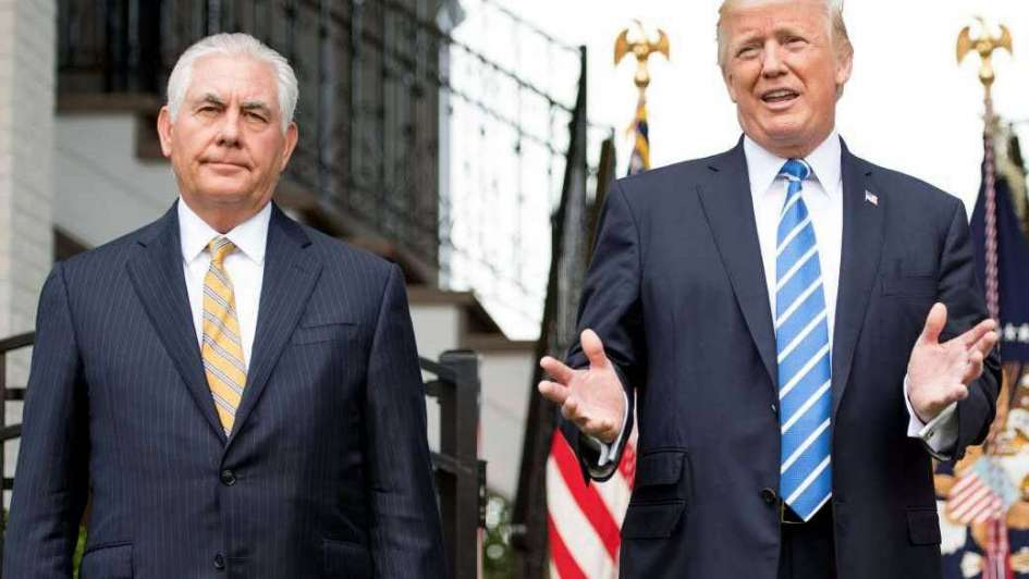 """Trump evalúa """"opción militar"""" en Venezuela"""