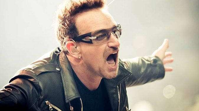 Bono, candidato al premio Princesa de Asturias a la Cooperación Internacional
