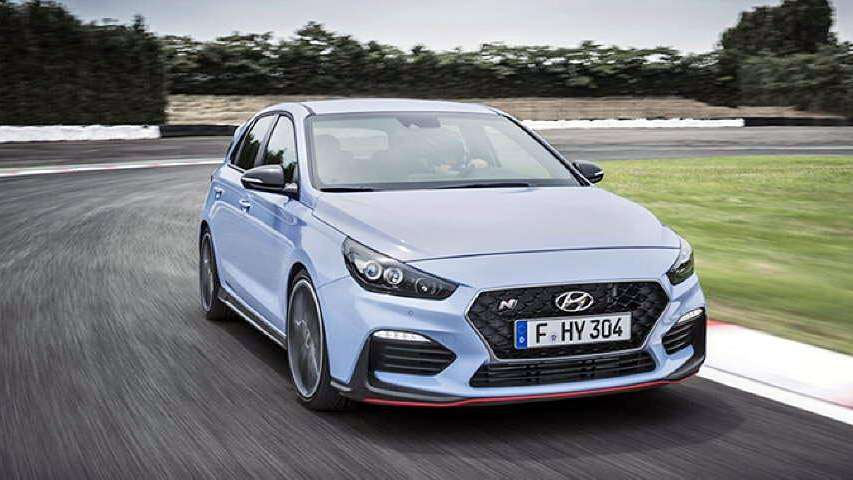 El Hyundai i30 N llegará al país en el 2018