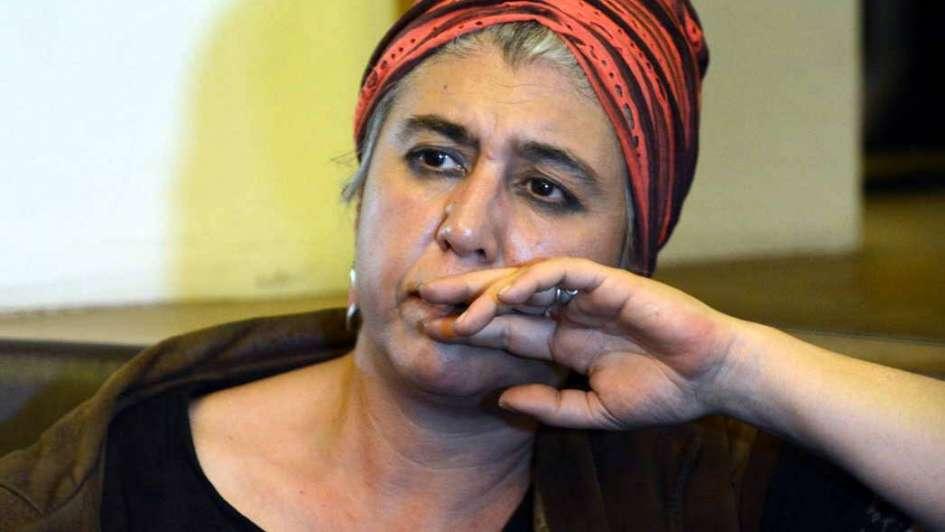 Raquel Blas dejará de tener licencia gremial