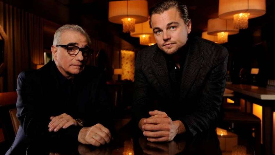 Scorsese y Di Caprio juntos otra vez