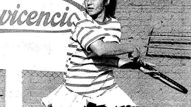 Chicas destacadas del Tenis