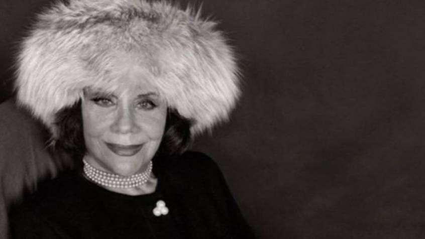 Murió la actriz Amelia Bence