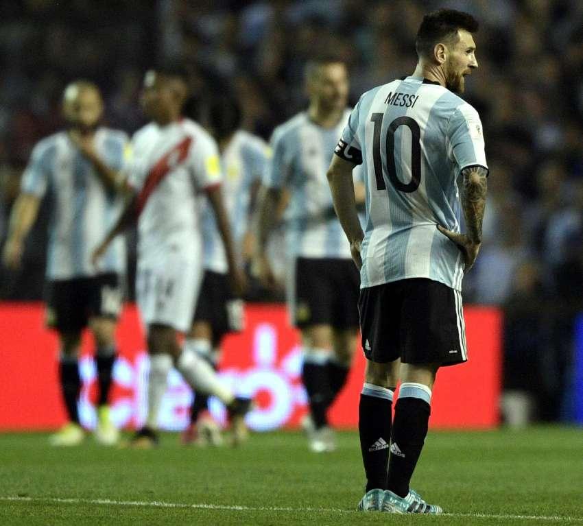 Empate que obliga a ganar en Ecuador para llegar al Mundial