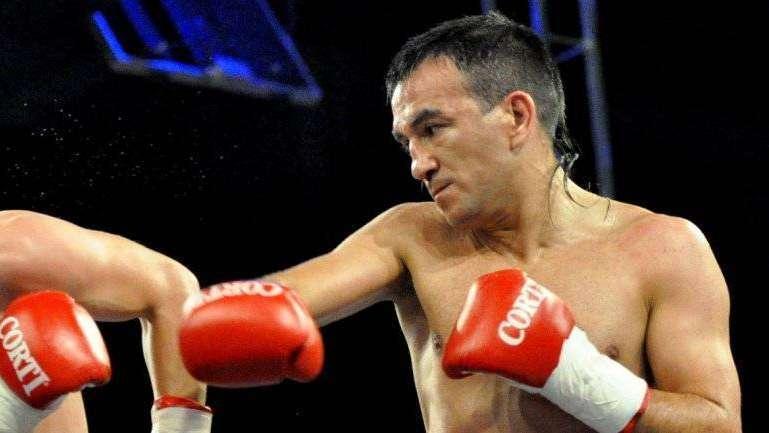 Omar Narváez y ¿su último round?