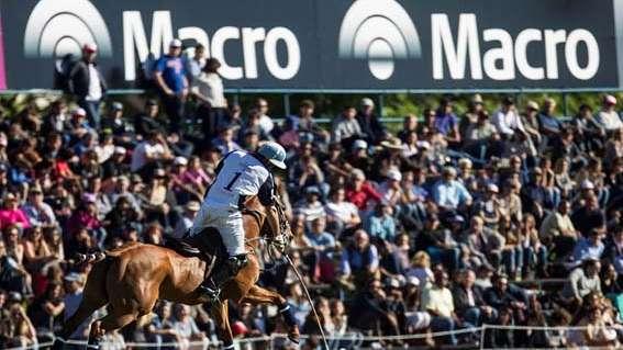 Palermo abre sus puertas para recibir al Gran Premio Macro