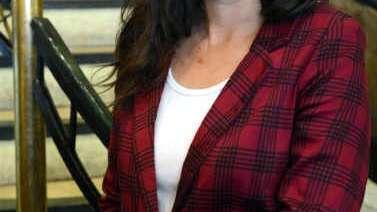 Noelia Barbeito irá por la Gobernación