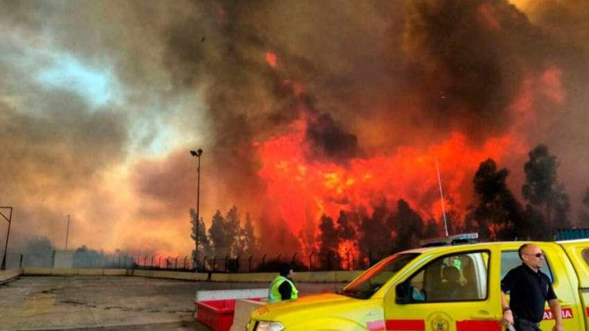 Nuevo incendio en Valparaíso: evacuaron cárcel de mujeres