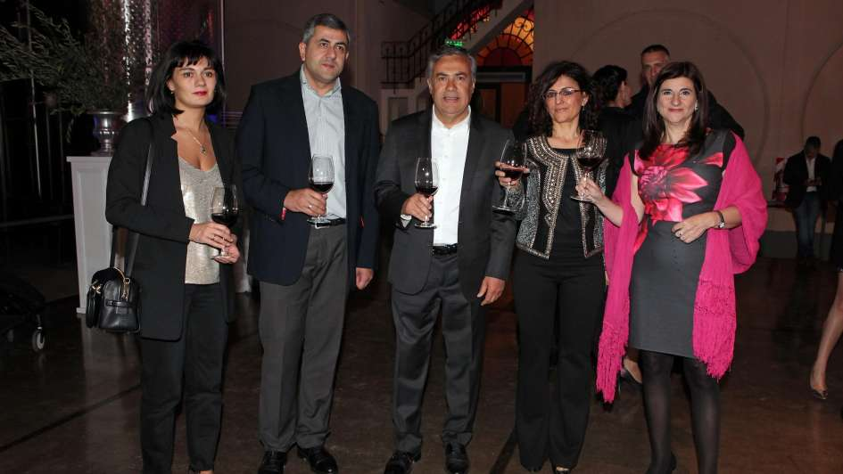 Festejos junto al Turismo Internacional del Vino