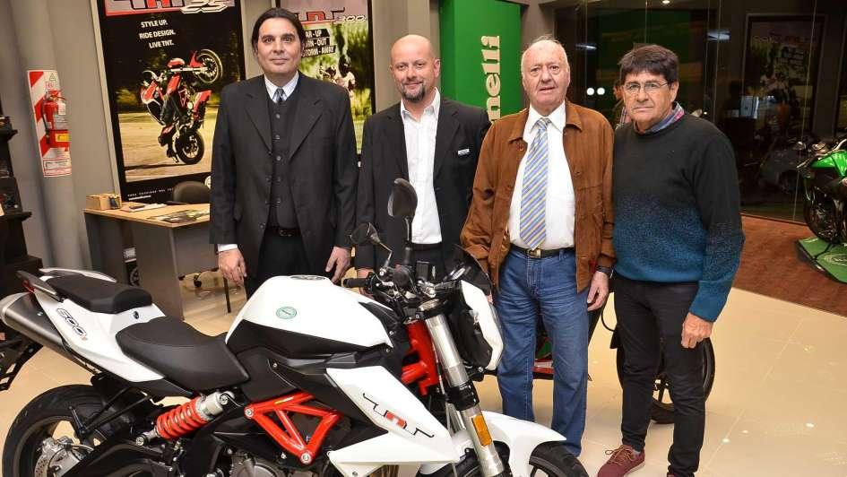 Benelli Store inauguró en San Rafael