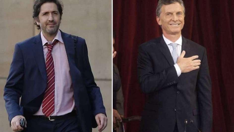 Casanello deja de investigar a Macri en