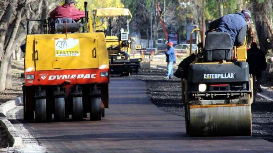 En 2017 hubo récord histórico de uso de asfalto vial en Argentina