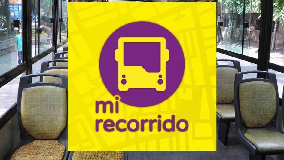 """El Gobierno relanzó """"Mi Recorrido"""", la app sobre el transporte público de Mendoza"""