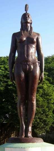 El bronce que eterniza mitos  y mil historias