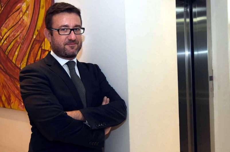 """Iñigo Ortiz de Urbina: """"Un rubio con cuchillo, va a un asado; un moreno, va a robar"""""""