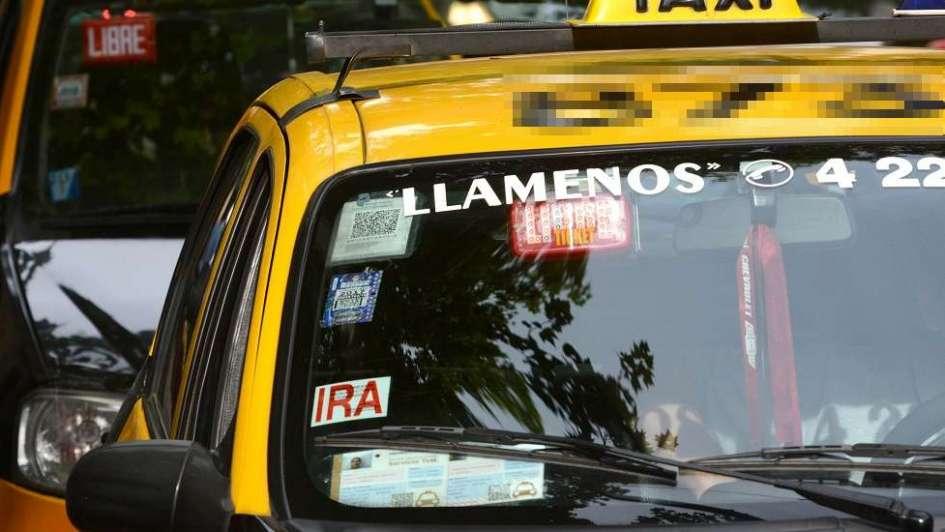 Un taxista siguió al ladrón que lo había asaltado, avisó a la Policía y pudieron atraparlo