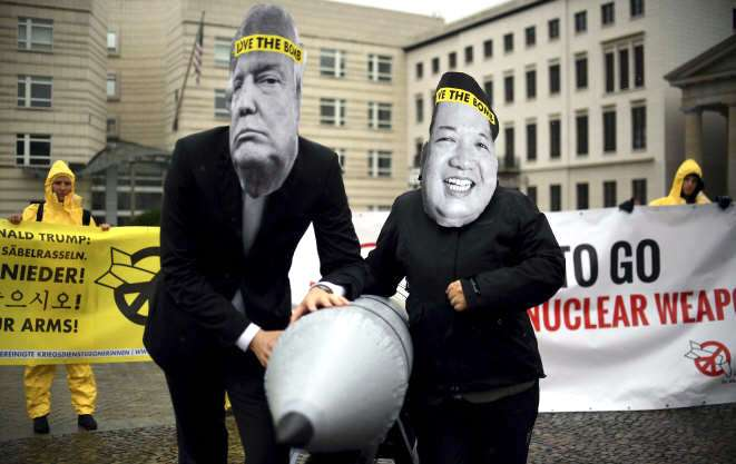 Argentina aún no firma el pacto de prohibición de armas nucleares