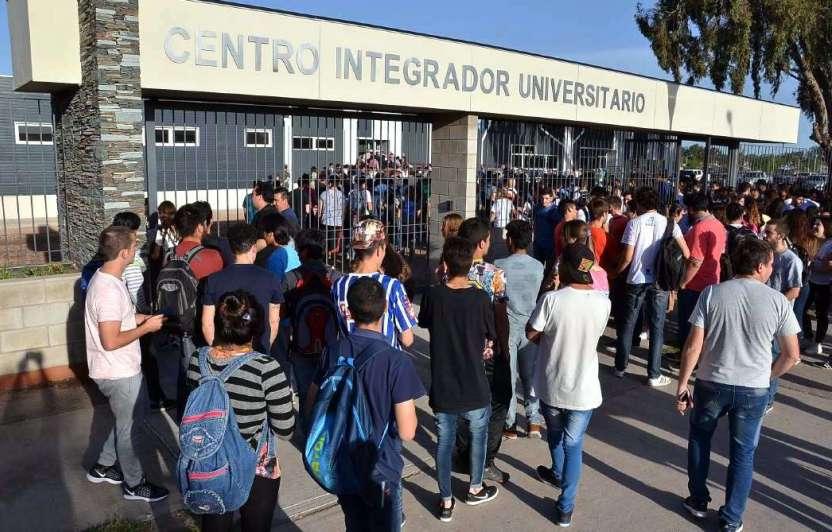 """Habilitan parte de la nueva """"Ciudad Universitaria"""" en San Rafael"""