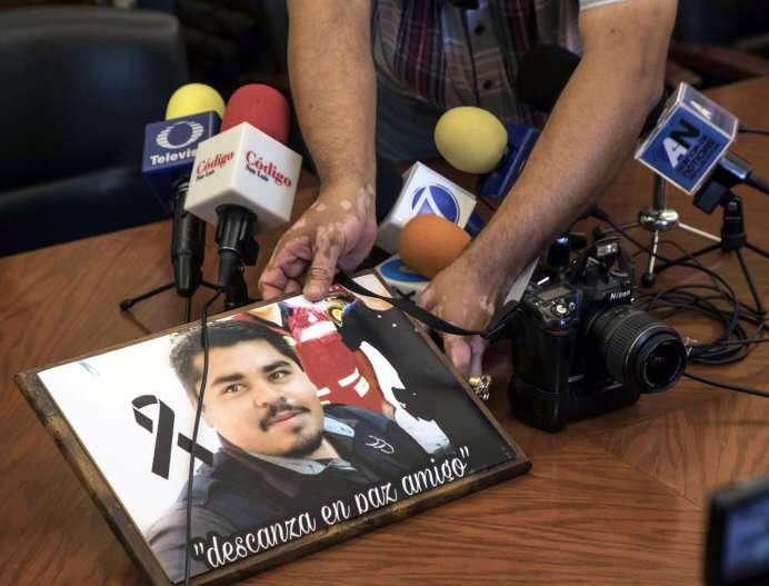 Otro periodista asesinado en México, y van 11 en 2017