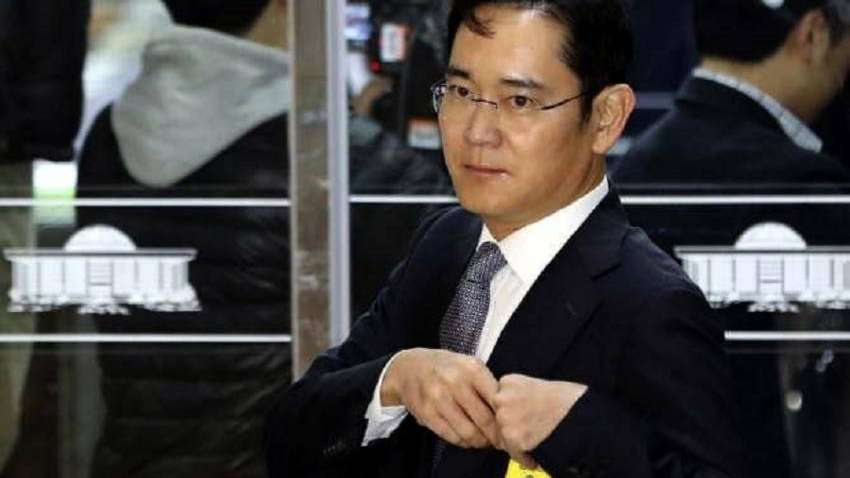 El heredero de Samsung, acusado de corrupción