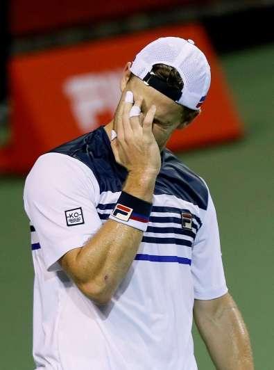El tenista argentino Diego Schwartzman fue eliminado en semifinales del torneo de Tokio
