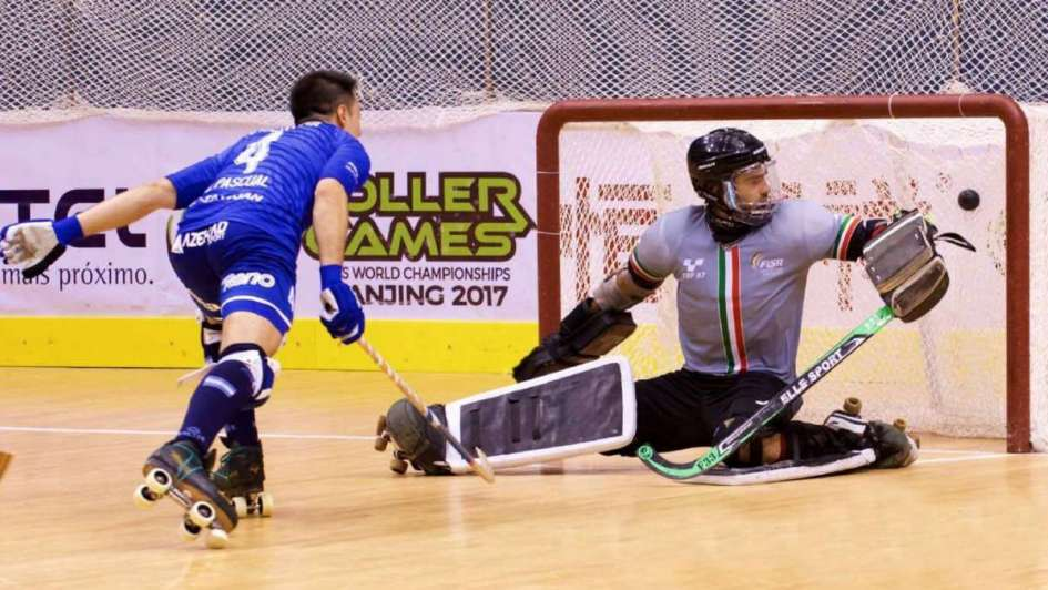 World Roller Games: Argentina se hizo dueño del bronce
