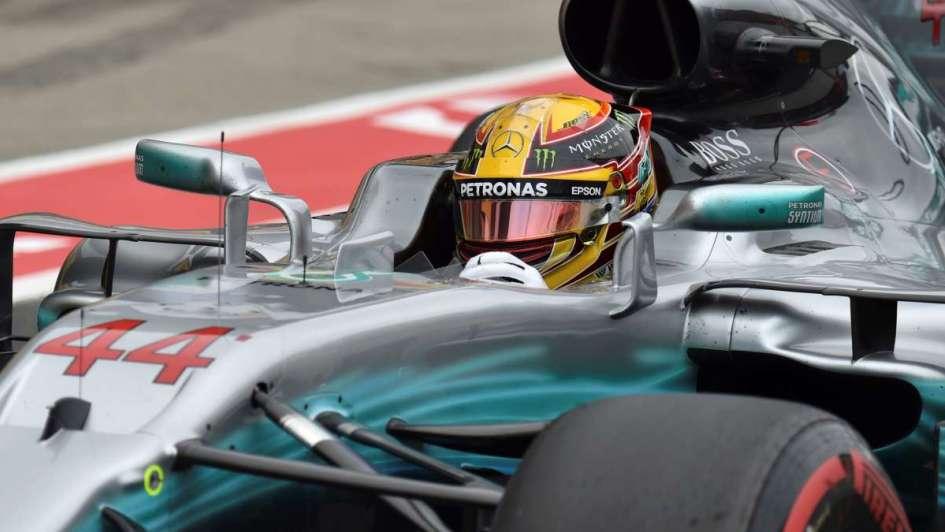F1: Hamilton logró la pole position que le faltaba en Suzuka