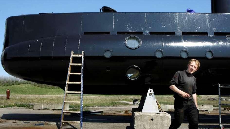 Encuentran la cabeza de la periodista sueca que fue degollada en un submarino