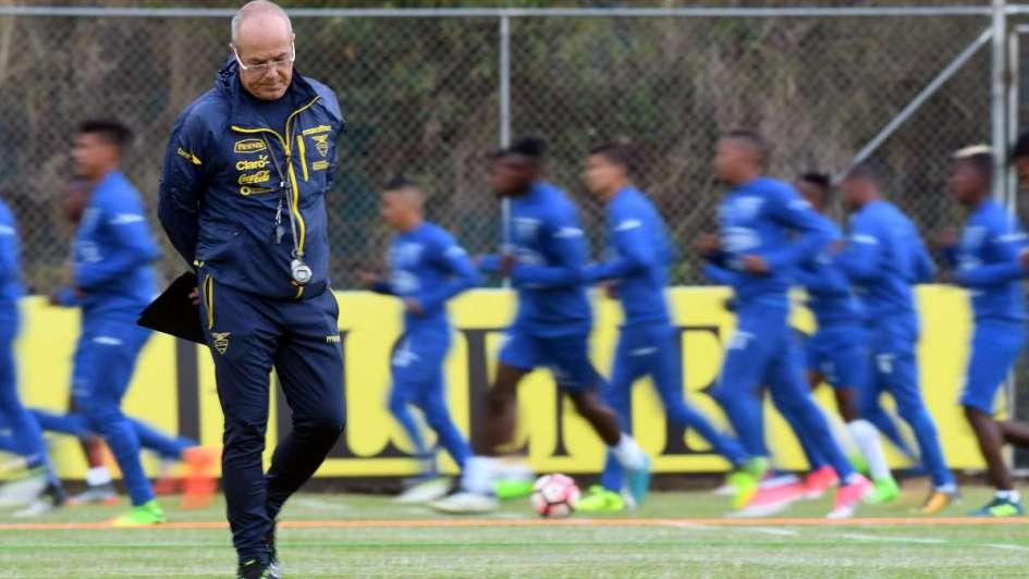 La Selección de Ecuador ya está en Quito a la espera de Argentina