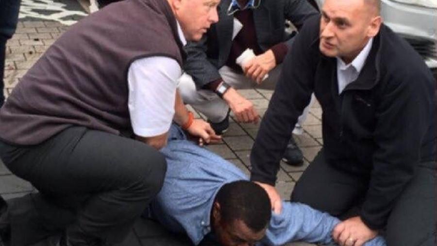 Un hombre atropelló a varias personas en Londres pero descartan ataque terrorista