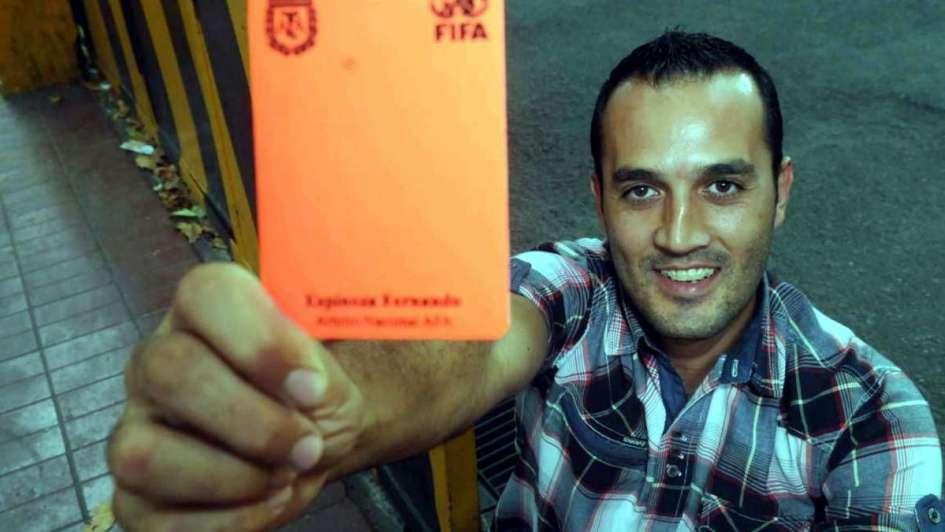 """Fernando Espinoza: """"Somos el chivo expiatorio de todos"""""""