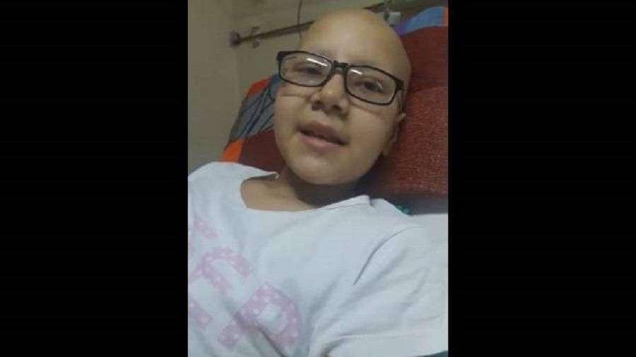 """Martina, la nena mendocina con cáncer, pudo hablar con Macri: """"Me emocioné muchísimo"""