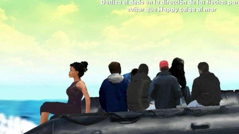 Una historial real de trata de personas se convierte en videojuego para crear conciencia