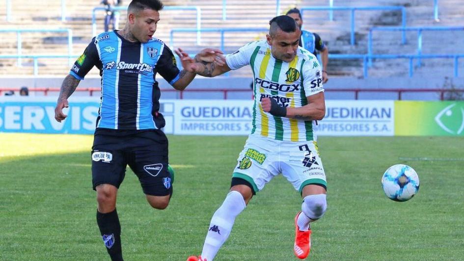 B Nacional: Almagro frenó a Aldosivi y Brown de Adrogué es líder en solitario