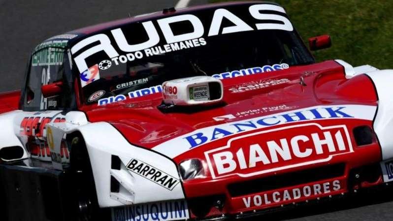 TC: Nicolás Bonelli se quedó con la pole en Rafaela