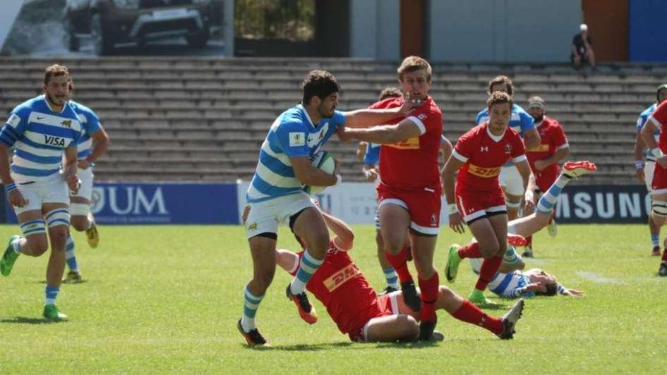 Argentina XV debuta en el Americas Pacific Challenge