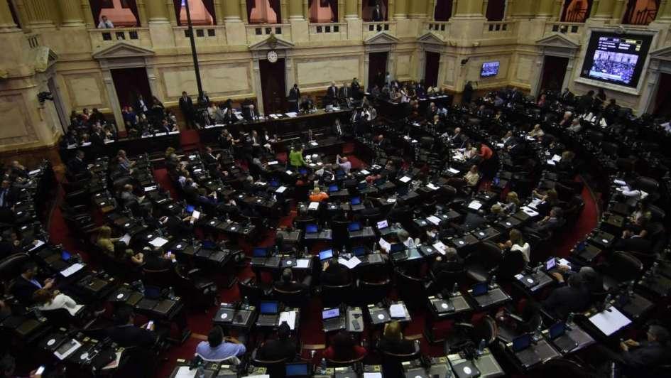 El66% de los candidatosa diputados y senadores nacionales presentó sus DD.JJ.
