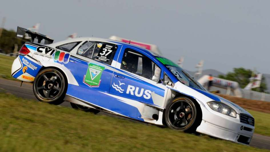 TC2000: Bundziak-Collino se quedó con la pole en las
